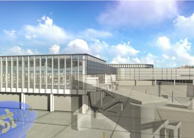 Phoenix Sky Harbor Terminal 4 S1 Concourse